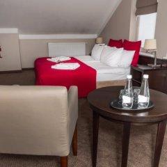 Отель Comm Hotel Польша, Познань - отзывы, цены и фото номеров - забронировать отель Comm Hotel онлайн удобства в номере