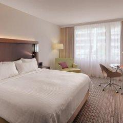 Отель Courtyard by Marriott Zurich North 4* Стандартный номер с различными типами кроватей фото 3