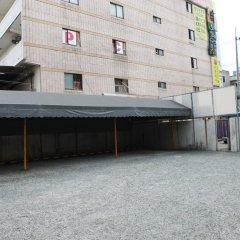 Отель Royal Park Motel Южная Корея, Тэгу - отзывы, цены и фото номеров - забронировать отель Royal Park Motel онлайн парковка