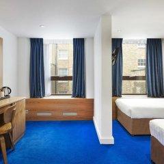 Отель Central Park 3* Стандартный номер с различными типами кроватей фото 4