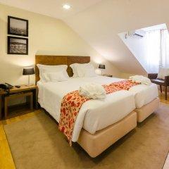 Hotel Borges Chiado 3* Стандартный семейный номер с двуспальной кроватью фото 5