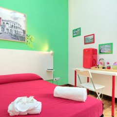 Отель Lucky Domus 2* Стандартный номер с различными типами кроватей фото 25