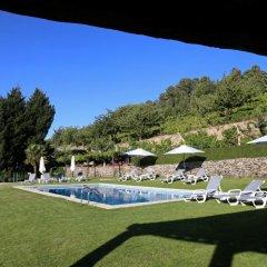 Отель Quinta Da Timpeira бассейн