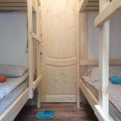 Хостел Кислород O2 Home Кровать в общем номере фото 22