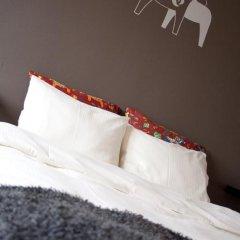 Отель Hotell Fridhemsgatan 3* Стандартный номер с различными типами кроватей фото 16
