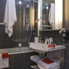 Отель Aparthotel Adagio Paris Opéra 4* Студия с различными типами кроватей фото 7