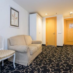 Отель Меритон Олд Тaун Гарден 3* Полулюкс с разными типами кроватей фото 8