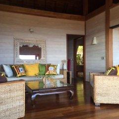 Отель Villa Ava Французская Полинезия, Муреа - отзывы, цены и фото номеров - забронировать отель Villa Ava онлайн комната для гостей фото 2