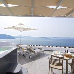 Отель Santorini Secret Suites & Spa 5* Люкс Infinity с двуспальной кроватью фото 10