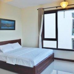 Отель An Bang Beach Holidays Стандартный номер с различными типами кроватей фото 3