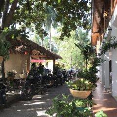 Отель Villa Oasis Luang Prabang парковка