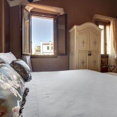 Отель Alloggi Al Gallo 2* Стандартный номер с двуспальной кроватью фото 8