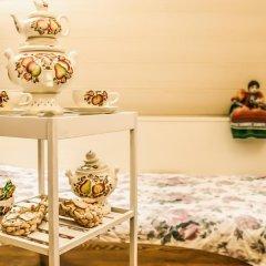 Гостиница Дон Мажор Стандартный номер двуспальная кровать фото 10