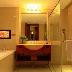 Nan Guo Hotel 4* Номер Бизнес с различными типами кроватей фото 4