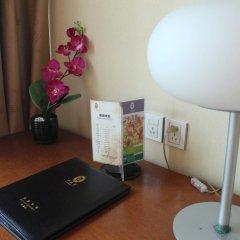 Zhong Tai Lai Hotel Shenzhen 4* Улучшенный номер фото 2