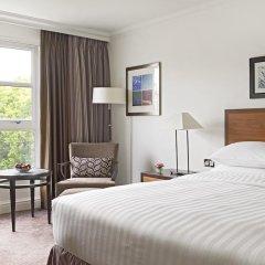 Отель Hyatt Regency London - The Churchill 5* Стандартный номер с различными типами кроватей фото 15