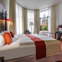 Mercure Hotel Hannover City 4* Стандартный номер разные типы кроватей