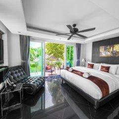Отель Villas In Pattaya 5* Вилла Премиум с различными типами кроватей фото 9