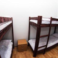 Хостел Лофт Кровать в женском общем номере с двухъярусной кроватью