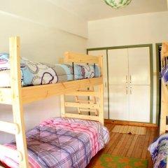 Lima Sol House - Hostel Кровать в женском общем номере с двухъярусной кроватью фото 4