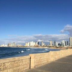 Shalom Hotel And Relax Тель-Авив пляж