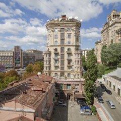 Апартаменты Алматея балкон