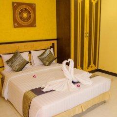 Отель B & L Guesthouse 3* Улучшенный номер с разными типами кроватей фото 18