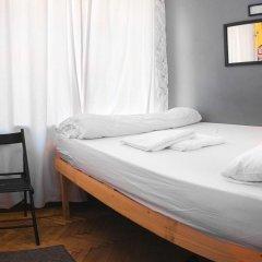 АРТ хостел Культура Номер Эконом с разными типами кроватей (общая ванная комната) фото 3