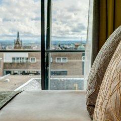 Apex City of Glasgow Hotel 4* Стандартный номер с двуспальной кроватью фото 8