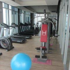 Отель Centric Sea Pattaya фитнесс-зал