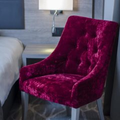 Hotel Milano by Reikartz Collection 3* Номер Делюкс разные типы кроватей фото 4