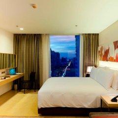 Отель Glow Pratunam Бангкок комната для гостей фото 5