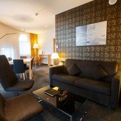 Гостиница Crowne Plaza Санкт-Петербург Аэропорт 4* Стандартный номер двуспальная кровать фото 5