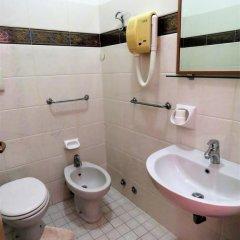 Отель Cliff Италия, Римини - отзывы, цены и фото номеров - забронировать отель Cliff онлайн ванная