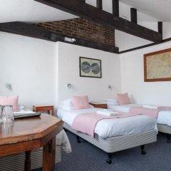St Athans Hotel 2* Стандартный номер с различными типами кроватей
