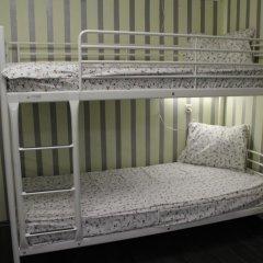 Хостел Ника-Сити Кровати в общем номере с двухъярусными кроватями фото 36