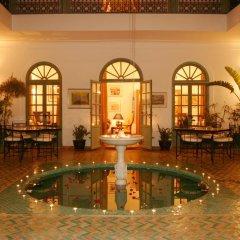 Отель Riad Agathe Марракеш гостиничный бар