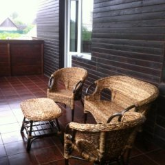 Гостиница Куршале Улучшенный номер разные типы кроватей фото 7