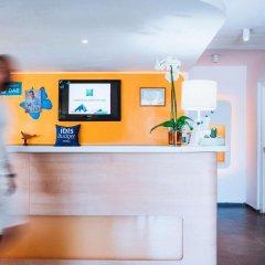 Отель ibis budget Tanger Марокко, Медина Танжера - отзывы, цены и фото номеров - забронировать отель ibis budget Tanger онлайн интерьер отеля фото 3