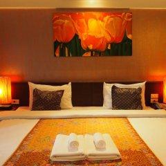 Отель Baan Suwantawe Студия с двуспальной кроватью фото 10
