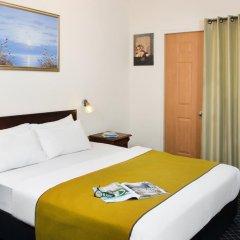 Sun City Hotel 2* Стандартный номер разные типы кроватей фото 4