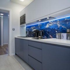Отель Apartamenty Comfort & Spa Stara Polana Улучшенные апартаменты фото 7