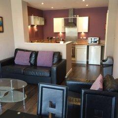 Апартаменты Hot-el-apartments Glasgow Central Апартаменты с разными типами кроватей фото 8