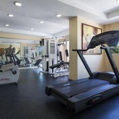 Отель Eurostars Zona Rosa Suites фитнесс-зал фото 3