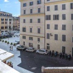 Отель Ingrami Suites Италия, Рим - 1 отзыв об отеле, цены и фото номеров - забронировать отель Ingrami Suites онлайн парковка