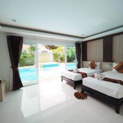 Отель Lanta Fevrier Resort 2* Номер Делюкс с различными типами кроватей фото 6