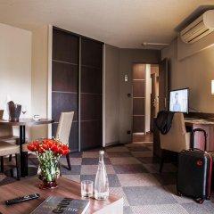 Отель Residence La Reserve Франция, Ферней-Вольтер - отзывы, цены и фото номеров - забронировать отель Residence La Reserve онлайн удобства в номере