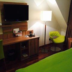 Best Western City Hotel Braunschweig 4* Улучшенный номер с двуспальной кроватью фото 3