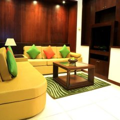 Arcadia Hotel Apartments 3* Студия Делюкс с различными типами кроватей фото 8