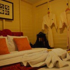 Отель Bangphlat Resort Бангкок сауна